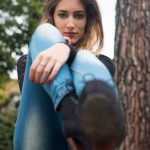 Portrait model (A. Grzinic)(D.Skansi Copyright ©)
