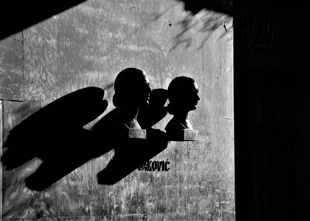 b&w  (D.Skansi Copyright ©)